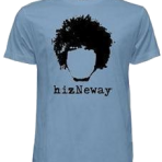 hizNeway Blue Tee